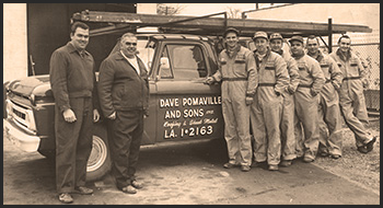 Dave Pomaville and Sons Roofing Contractor