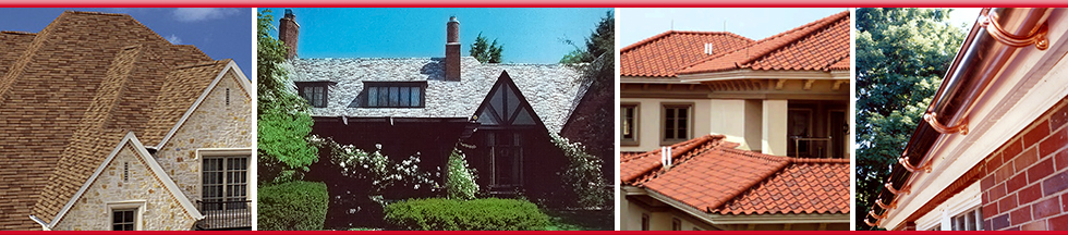 Slate, Tile, and Cedar Roof repair and re-roof
